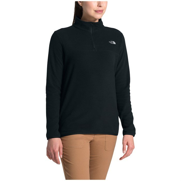 The North Face - TKA Glacier 1/4 Zip Fleece - Women's