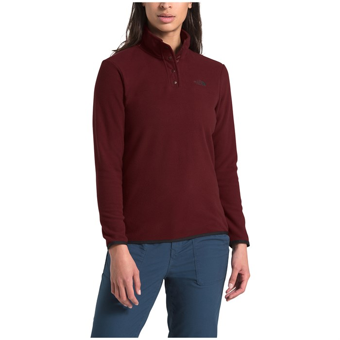 The North Face - TKA Glacier Snap-Neck Pullover - Women's