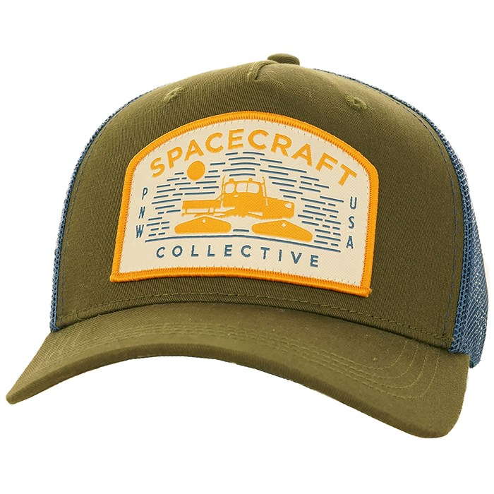 Spacecraft - LoPro Trucker Hat