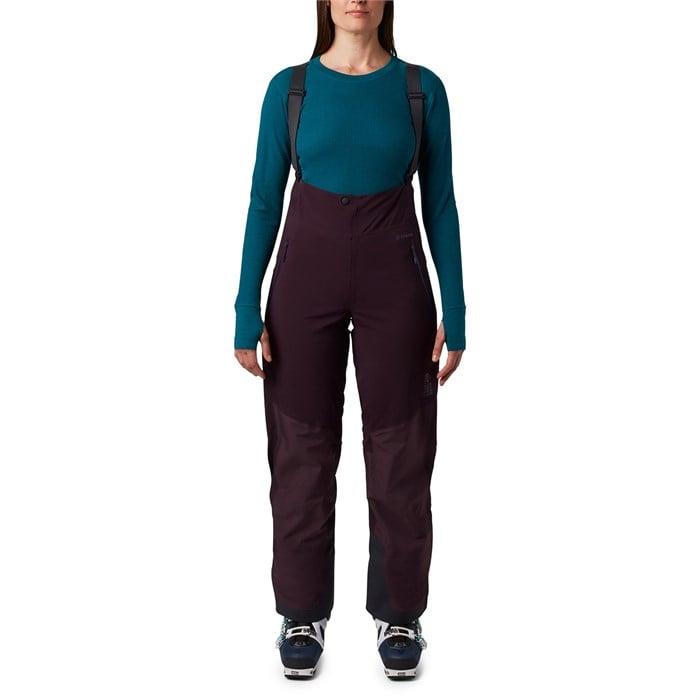 Mountain Hardwear - High Exposure GORE-TEX C-Knit Bibs - Women's
