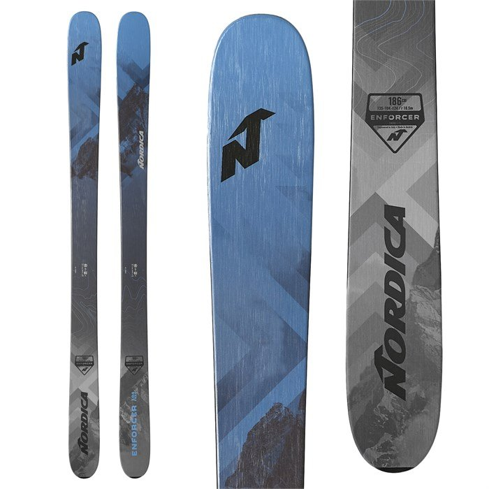Nordica - Enforcer 104 Free Skis 2020 - Used