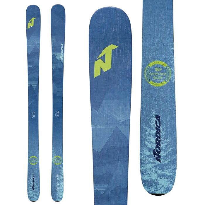 Nordica - Santa Ana 88 Skis - Women's 2020 - Used