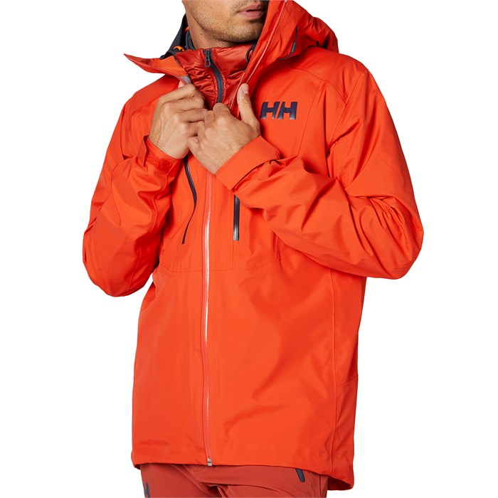 Helly Hansen - Verglas 3L Shell Jacket