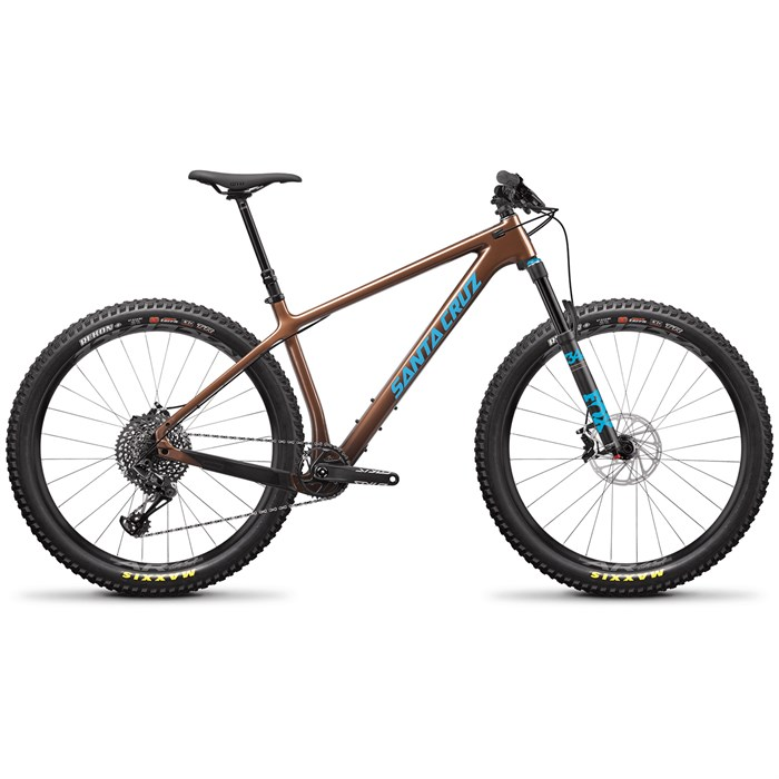 Santa Cruz Bicycles - Chameleon C S+ Complete Mountain Bike 2019