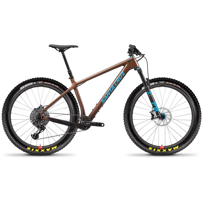 Santa Cruz Bicycles - Chameleon C SE+ Reserve Complete Mountain Bike 2019