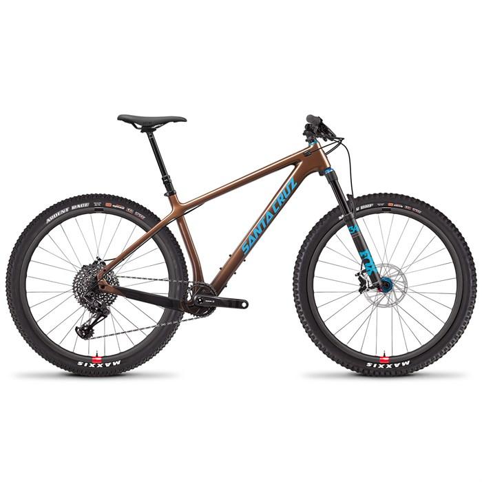 Santa Cruz Bicycles - Chameleon C SE Reserve Complete Mountain Bike 2019