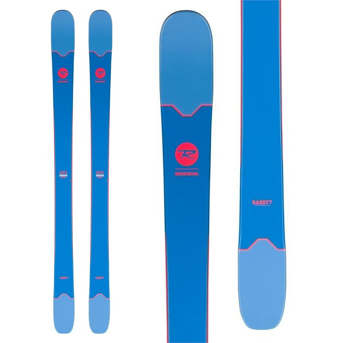 Rossignol - Sassy 7 Skis - Women's 2019