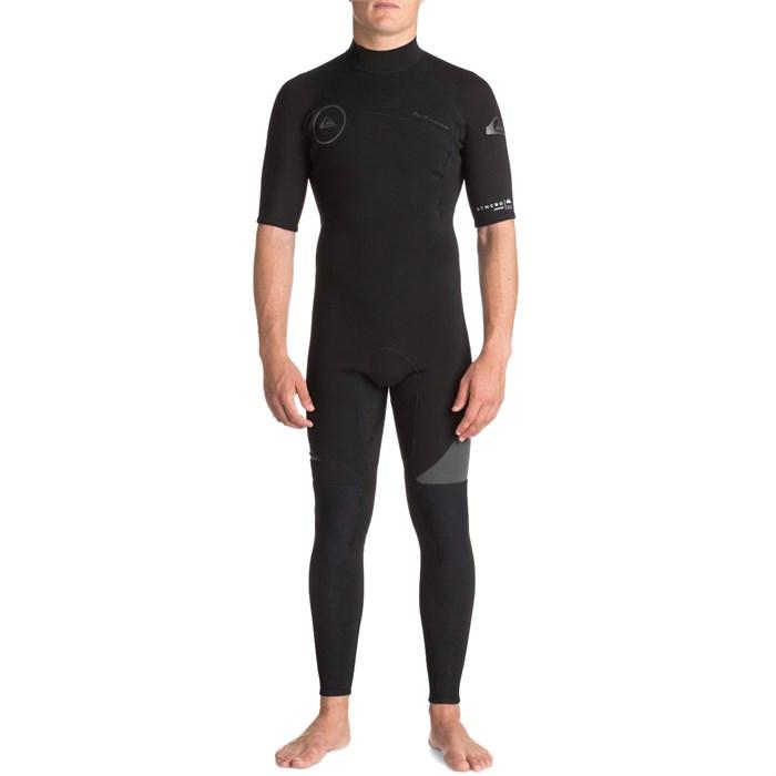 Quiksilver - 2/2 Syncro Back Zip Short Sleeve Fullsuit