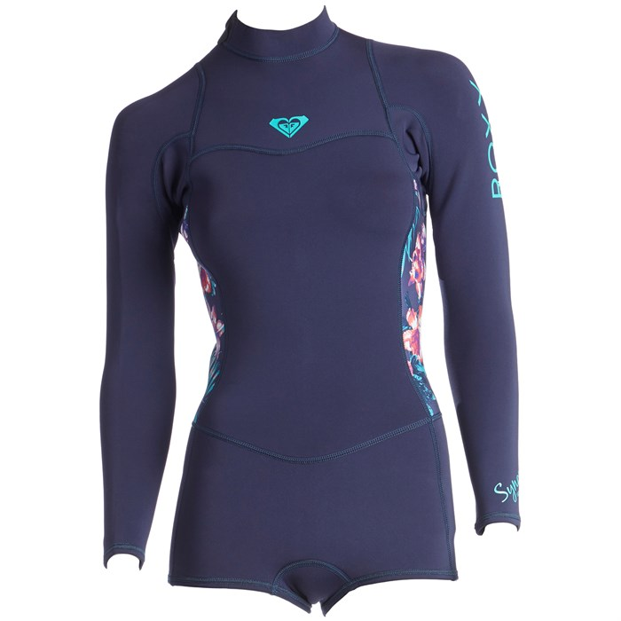 Roxy - 2/2 Syncro Back Zip Long Sleeve Back Zip Springsuit - Women's
