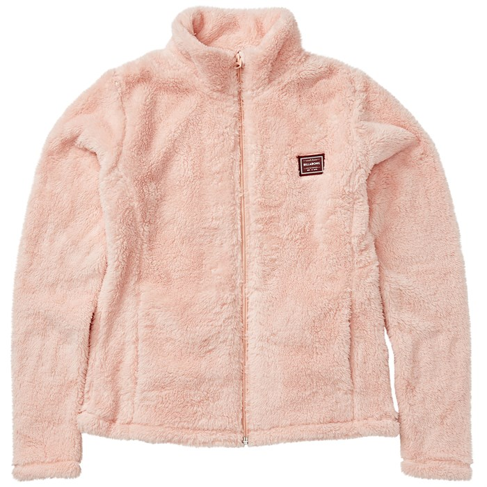 Billabong - First Chair Full Zip Fleece - Girls'