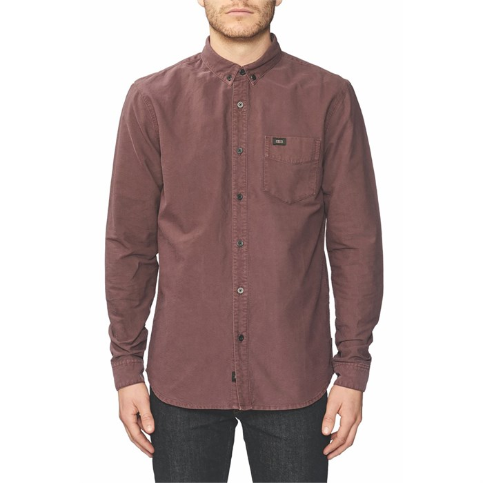 Globe - The Goodstock Oxford Long-Sleeve Shirt