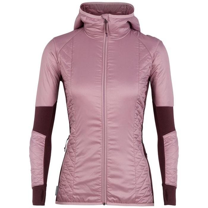 Icebreaker - Helix Long Sleeve Zip Jacket - Women's