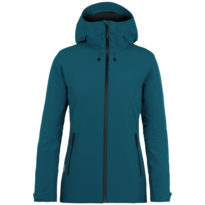 Icebreaker - Stratus Transcend Hooded Jacket - Women's