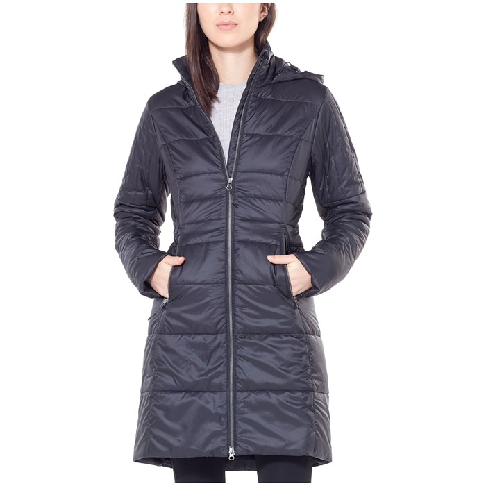 Icebreaker - Stratus X 3Q Hooded Jacket - Women's
