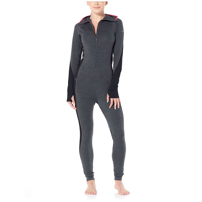 Icebreaker - 200 Zone One Sheep Baselayer Suit - Women's