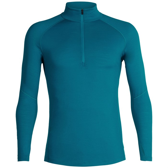 Icebreaker - 150 Zone Long Sleeve Half Zip Top