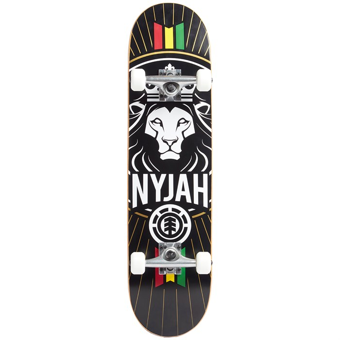 8c3ee20e82f Element - Nyjah Crown 7.8 Skateboard Complete ...