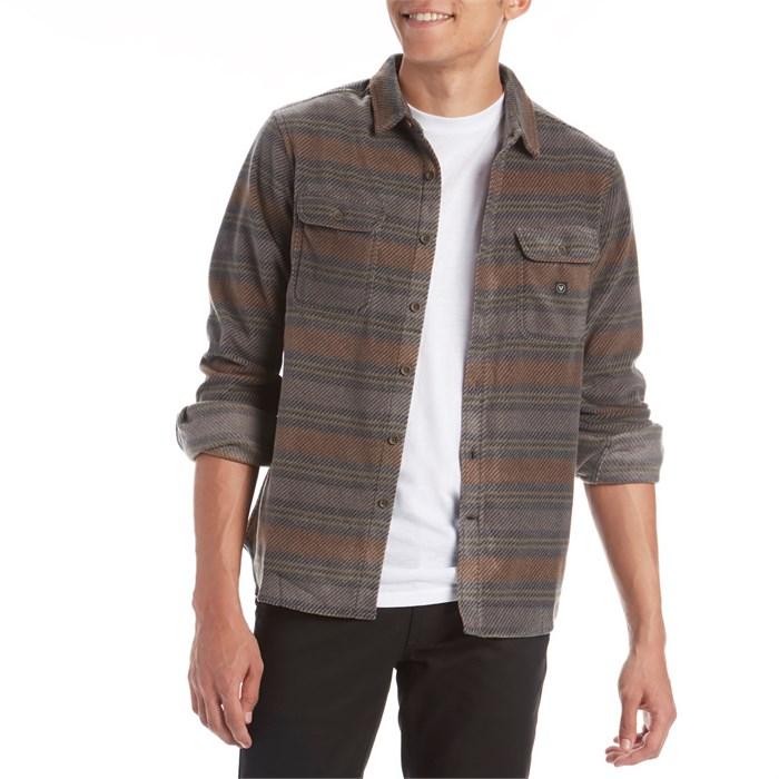 Vissla - Fade Out Long-Sleeve Flannel Shirt