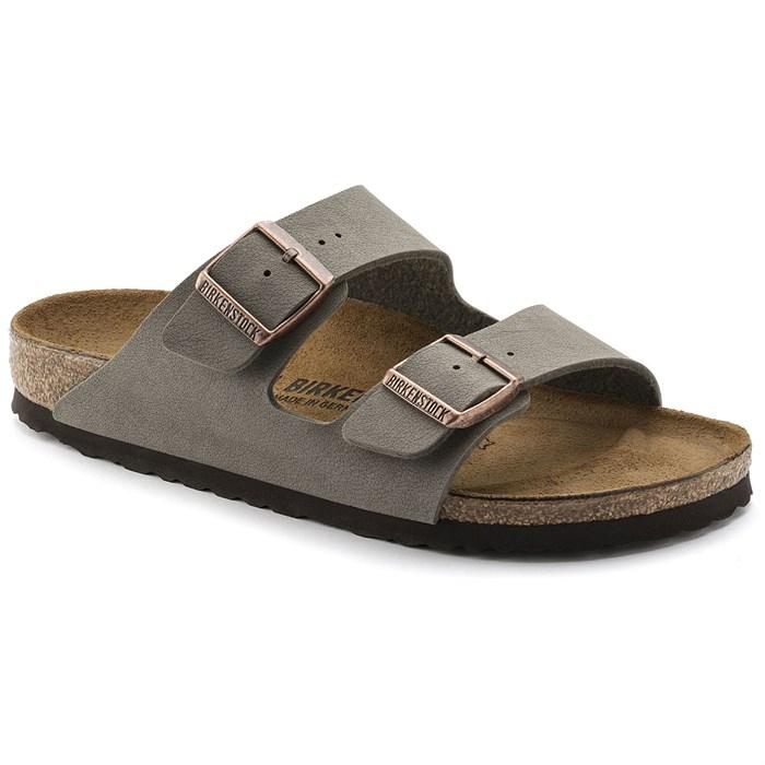Birkenstock - Arizona Birkibuc Sandals - Women's