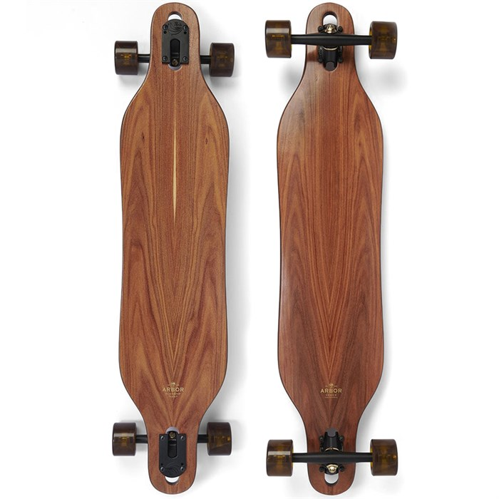 """Arbor - Axis 40"""" Flagship Longboard Complete"""