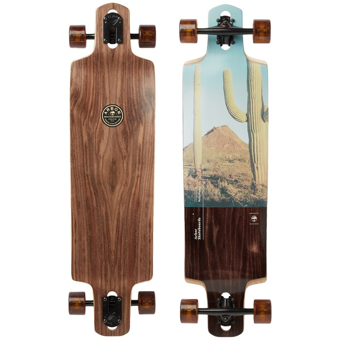 Arbor - Dropcruiser Photo Longboard Complete
