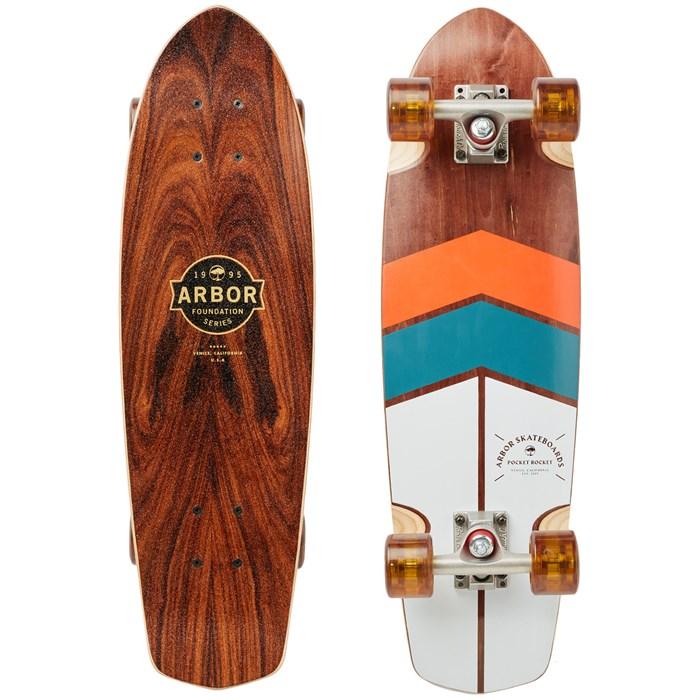 Arbor - Pocket Rocket Foundation Cruiser Skateboard Complete
