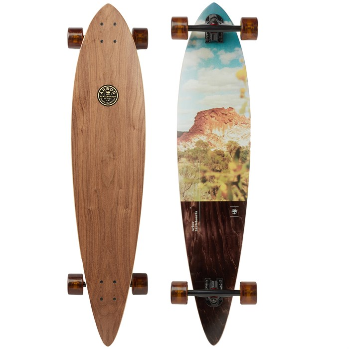 Arbor - Timeless Photo Longboard Complete