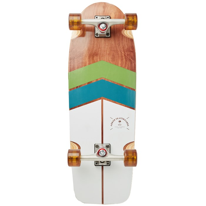 Arbor - Oso Foundation Cruiser Skateboard Complete