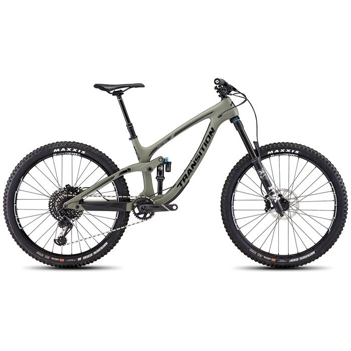 Transition - Patrol Carbon X01 Complete Mountain Bike 2019