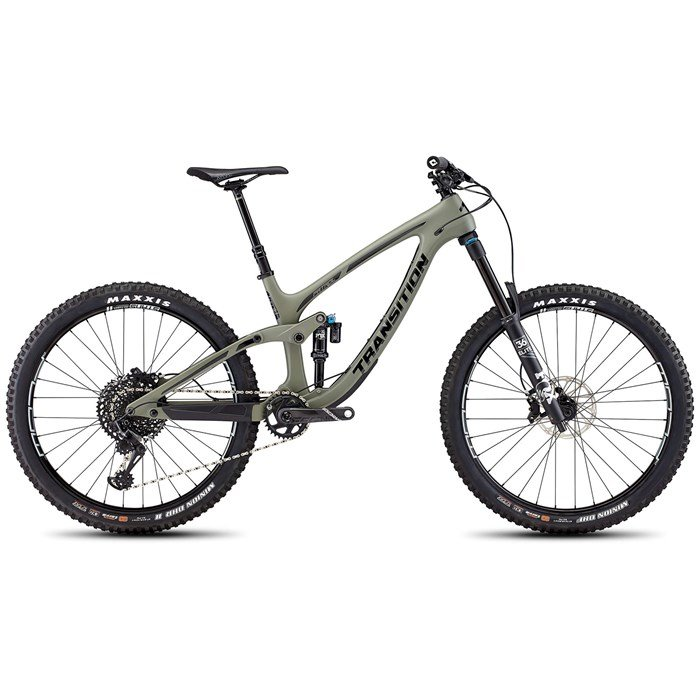 Transition - Patrol Carbon X01 Complete Mountain Bike 2019