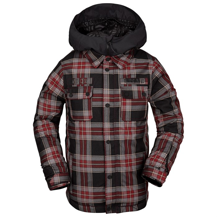 Volcom - Neolithic Insulated Jacket - Boys'