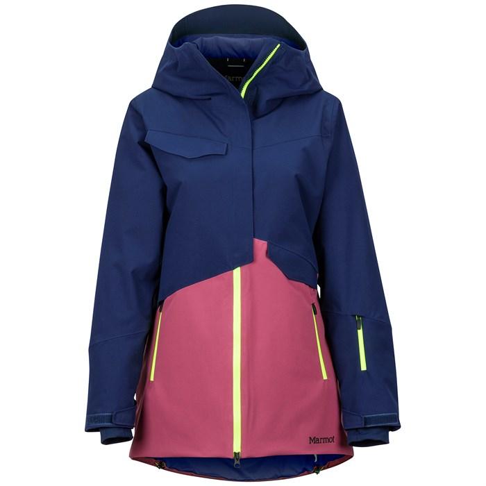 Marmot Ventina Jacket Women S Evo, Marmot Womens Ski Coats