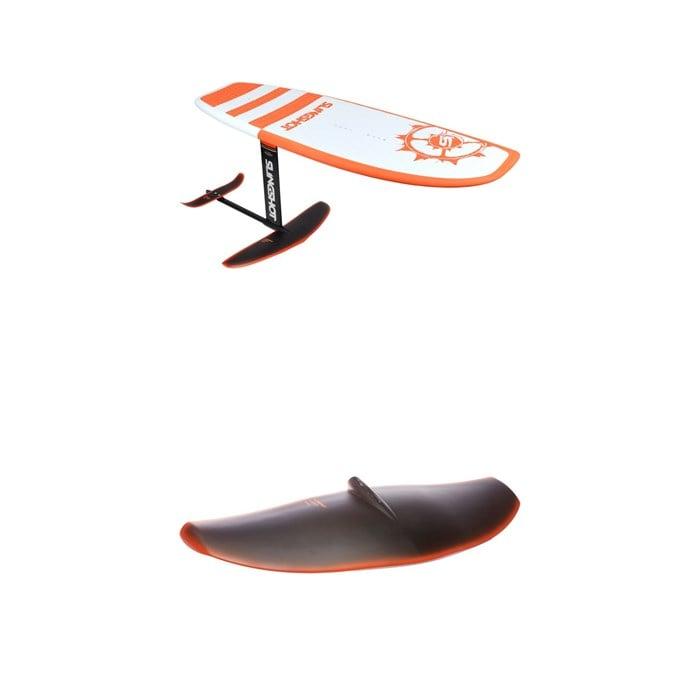 Slingshot - Hover Glide Foil WF-2 Wake Package + Hover Glide Infinity Carbon Front Foil Wing 2019