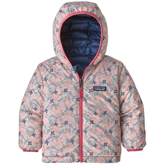 Patagonia - Reversible Down Sweater Hoodie - Toddlers'