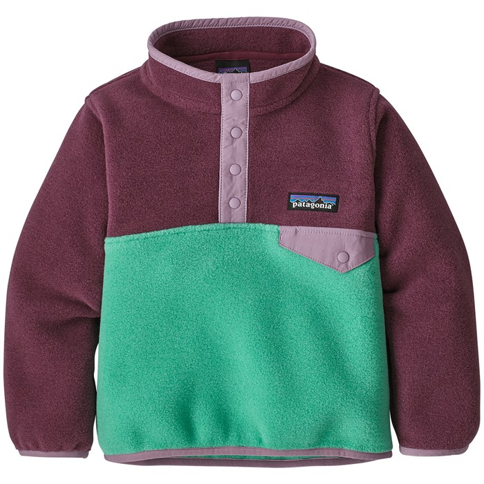Patagonia - Lightweight Synchilla Snap-T Pullover - Toddlers'