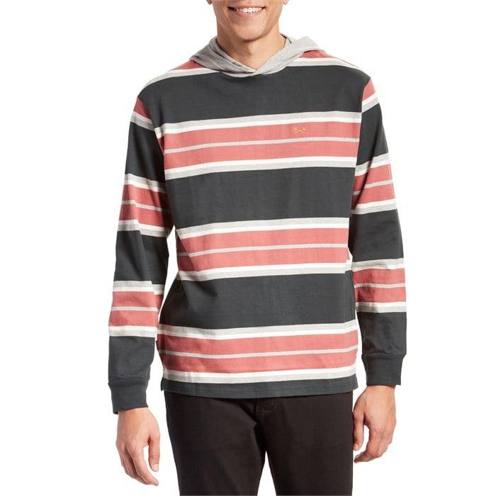 Dark Seas - McKinley Hooded Long-Sleeve T-Shirt