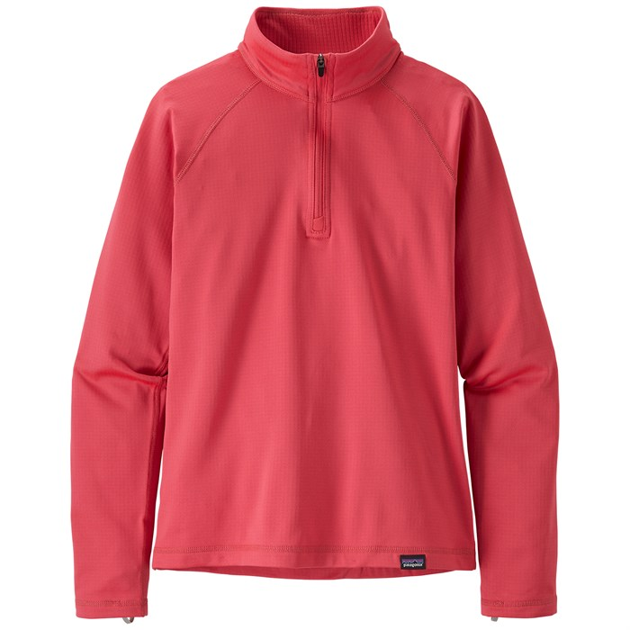 Patagonia - Capilene®  Heavyweight Zip-Neck Top - Kids'