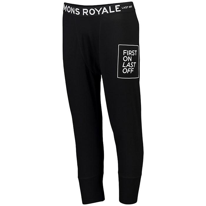 MONS ROYALE - Shaun-Off 3/4 Leggings