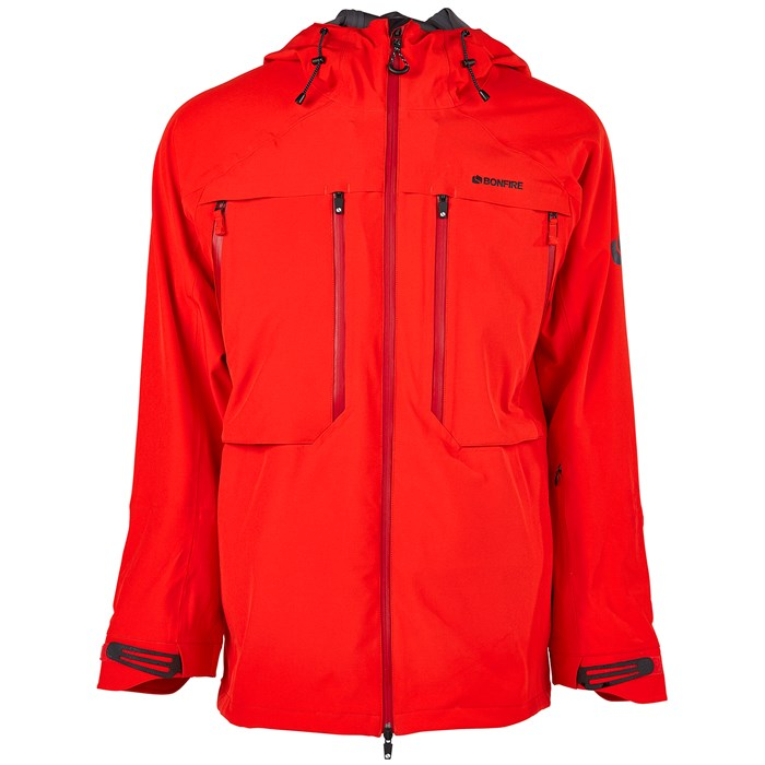 Bonfire - Apex 3L Neoshell Stretch Jacket