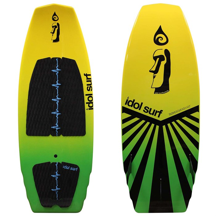 Idol Surf - Shovel Wakesurf Board 2019