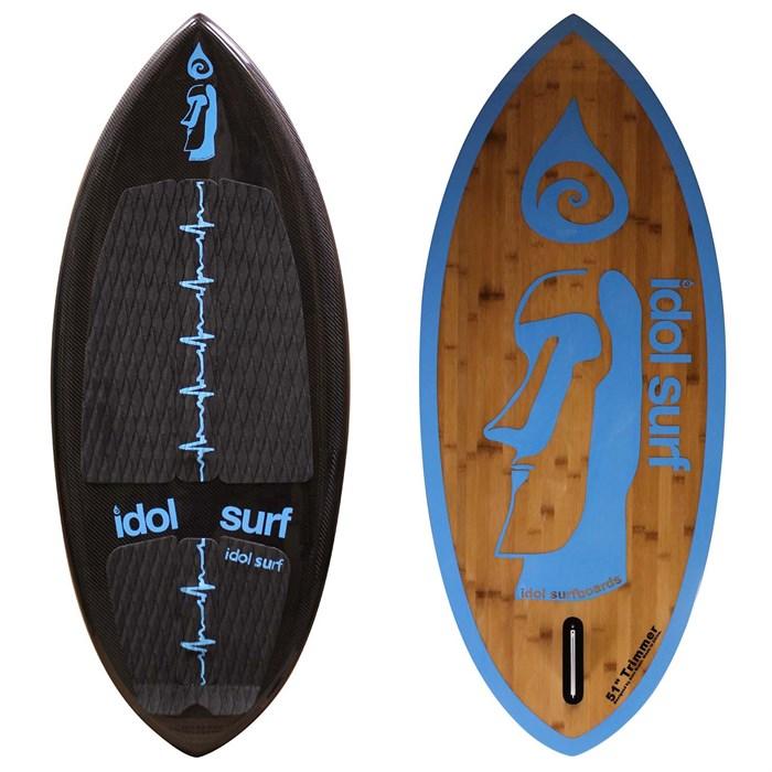 Idol Surf - Trimmer Skim Wakesurf Board 2019