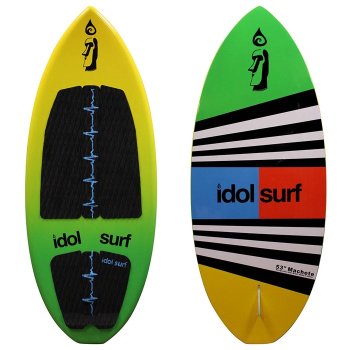 Idol Surf - Machete Skim Wakesurf Board 2019