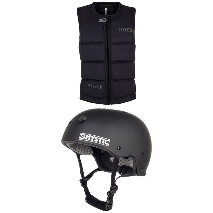 Mystic - Star Impact Wake Vest + MK8 Wake Helmet