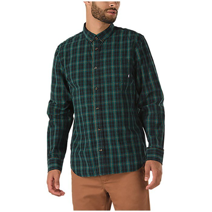 Vans - Rockwood Long-Sleeve Shirt