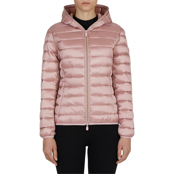 Save the Duck - Giga Short Hood Jacket - Women's
