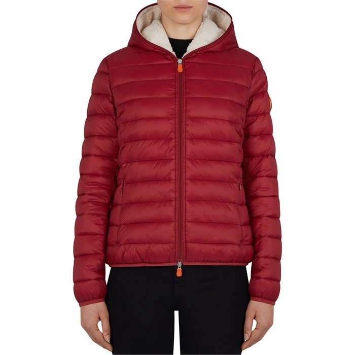 Save the Duck - Giga Sherpa Short Jacket - Women's
