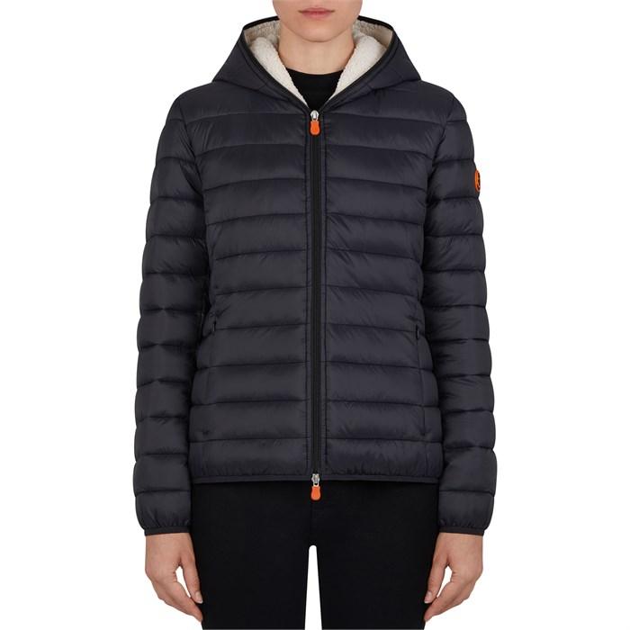 Save the Duck - Giga Sherpa Short Jacket - Women's