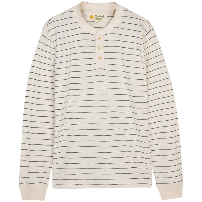 Mollusk - Henley Shirt