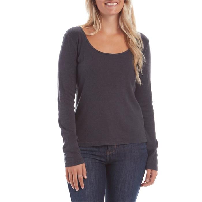 Mollusk - Long-Sleeve Rib T-Shirt - Women's