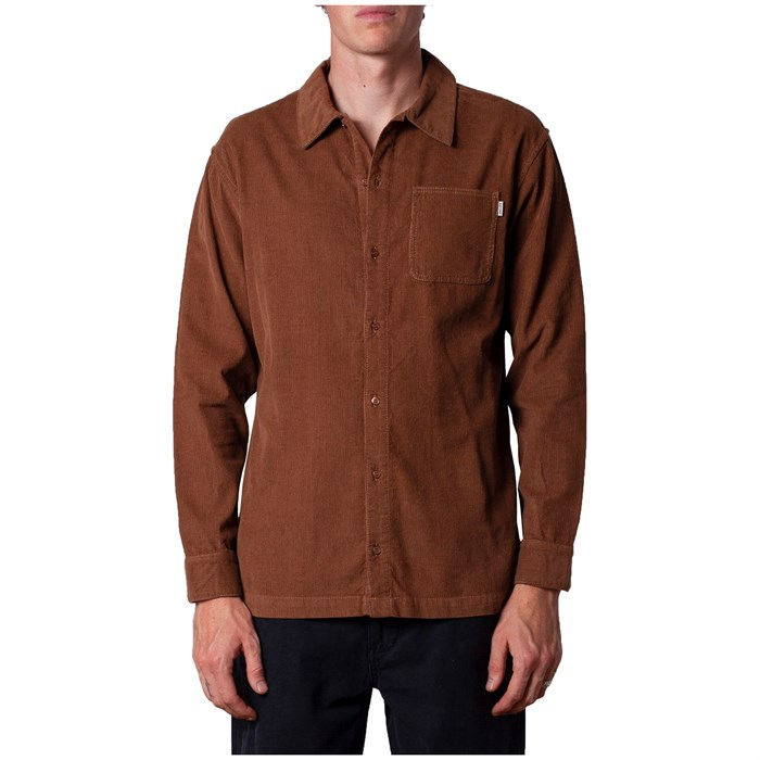 Rhythm - Corduroy Long-Sleeve Shirt